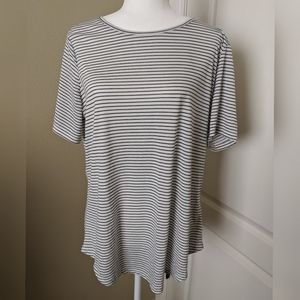 NWOT Old Navy Active striped tshirt